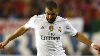 Real Madrid coach Zidane praises Benzema, James