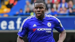 COMEBACK! Kurt Zouma back in action for Chelsea