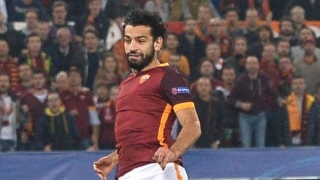 Liverpool boss Klopp offered Roma winger Mohamed Salah