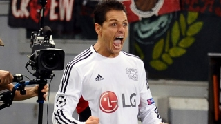 Liverpool, Arsenal hed-to-head for Bayer Leverkusen striker Chicharito