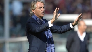 Mancini happy to see Ancelotti at Napoli; Sarri at Chelsea