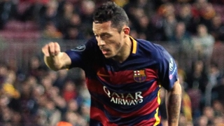 Barcelona defender Adriano agrees personal terms with Lazio