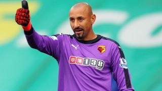 Heurelho Gomes happy to have played on with Watford this season