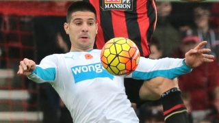 Fulham striker Mitrovic denies problems with Newcastle boss Benitez