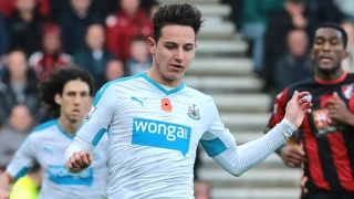 Marseille winger Florian Thauvin: Newcastle flop good for me