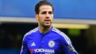 Man Utd linked as Chelsea boss Conte happy with Cesc 'attitude'