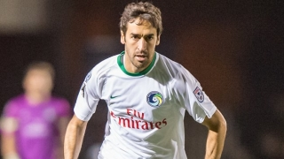 IT BEGINS! Real Madrid legend Raul takes first Cadet B training session