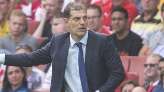 West Ham boss Bilic: Of course I'm not smiling!
