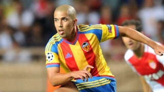 Liverpool to challenge Man Utd for Valencia star Feghouli