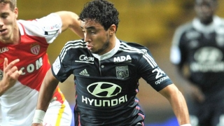 Lyon fullback Rafael insists Man Utd 'are getting better'