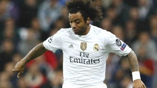 Marcelo would love Real Madrid to be last club
