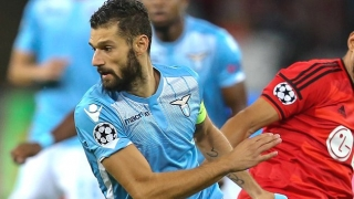 Liverpool, Barcelona in contact with Lazio for Antonio Candreva