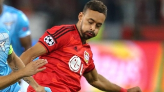 Liverpool pondering summer swoop for Bayer Leverkusen winger Bellarabi