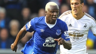 QPR made attempt for Everton striker Arouna Kone