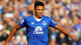 Everton defender Tyias Browning delighted with Sunderland move