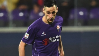Fiorentina striker Nikola Kalinic targeted by Roma