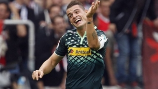 Gladbach ace Xhaka hints at Arsenal move as Coquelin agrees to take new number