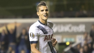 Totteham ace Erik Lamela won't rule out Roma return