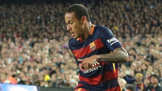 Barcelona chief Fernandez: Neymar camp happy here