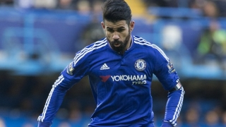 Chelsea striker Diego Costa open to Atletico Madrid return