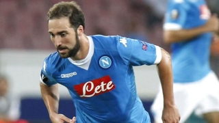 Napoli matchwinner Higuain: Now for Juventus