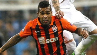 CHINESE STUNNER: Jiangsu Suning to sign Liverpool target Alex Teixeira from Shakhtar Donetsk