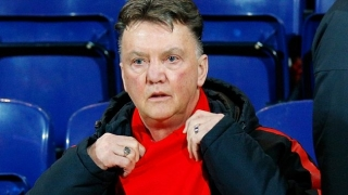 LVG urging Man Utd to lift themselves out of losing run at Shrewsbury