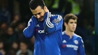 Chelsea attacker Pedro: I understand what Alcacer's going through