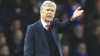 Wenger prefers to look behind as Arsenal title hopes evaporate