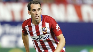 Atletico Madrid president Cerezo confident securing Godin to new deal