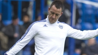 SIGN HIM UP! John Terry training weekly with Chelsea