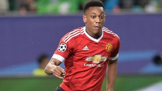 Martial injury adds to growing list at Man Utd