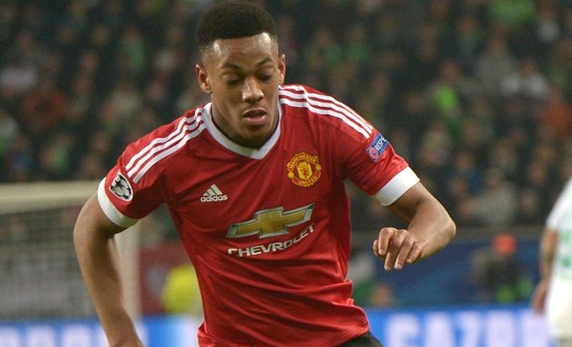 Anthony Martial stunned by Man Utd taking away his No9
