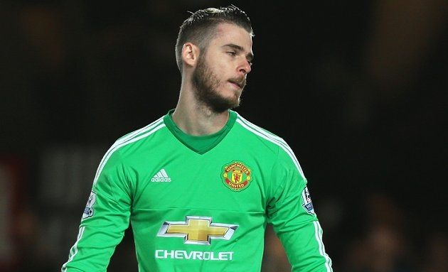 Man Utd keeper De Gea details of proposed Real Madrid move revealed