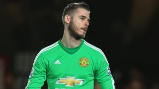 Really?! Spanish claims De Gea threw wobbler over Mourinho Man Utd presentation