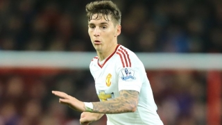 Man Utd fullback Guillermo Varela hoping for stay