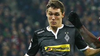 Gladbach make new bid for Chelsea defender Andreas Christensen