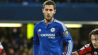 ​Leicester defender Fuchs had amorous designs on Chelsea's Hazard!