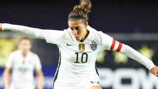 The Week In Women's Football: Carli Lloyd on fire as USA host Thailand, Netherlands