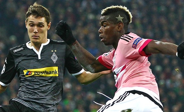 CLOSER? Juventus ace Pogba now discussing Man Utd contract terms