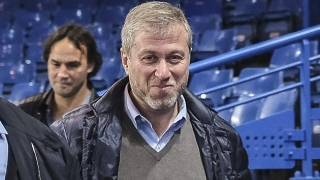 Chelsea owner Roman Abramovich finally sees his team live
