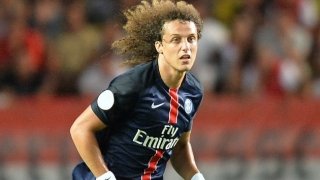 Chelsea slap in €40M bid for PSG defender David Luiz
