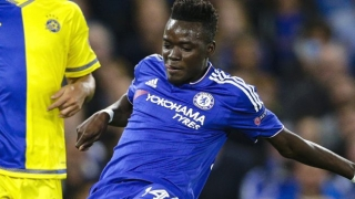 Bertrand Traore happy getting on Chelsea scoresheet