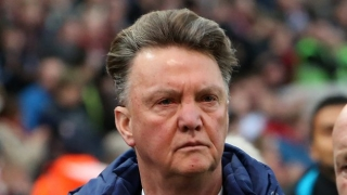 Why Man Utd's super 40 exposed LVG rather than saved him