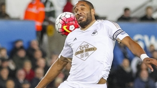 Swansea captain Ashley Williams a target for Everton