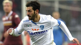 Empoli midfielder Riccardo Saponara back on Liverpool radar