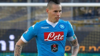 Napoli midfielder Hamsik uses Liverpool legend Gerrard 'as reference point'