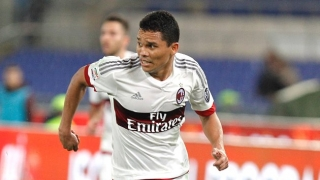 Agent admits 'big club interest' for AC Milan striker Bacca