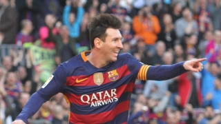 ​Messi wins monthly La Liga gong...at the 23rd attempt!