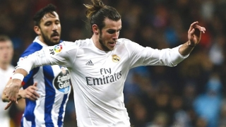 ​Bale makes final three for Uefa Best Player in Europe award